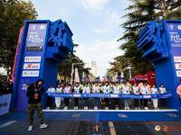 燃烧你的卡路里!天恩建安助跑2018郑州国际马拉松!